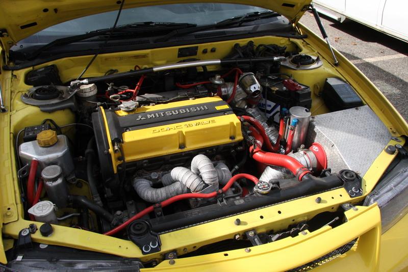 [Vends] Mitsubishi Lancer Evolution 5 JDM, grosse prépa Evo5_08.2009_05