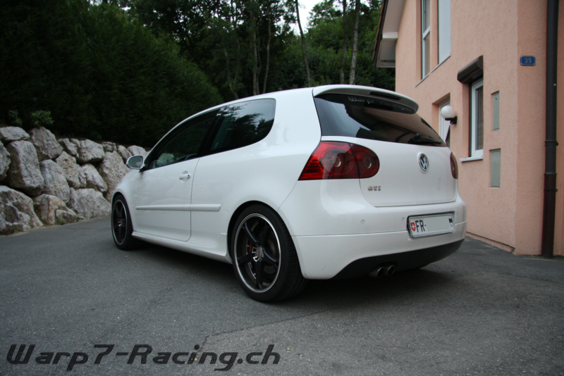 vendue vw golf 5 gti blanche 53 000km. Black Bedroom Furniture Sets. Home Design Ideas